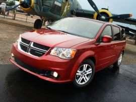 2012 Dodge Grand Caravan SE/AVP Front-wheel Drive Passenger Van