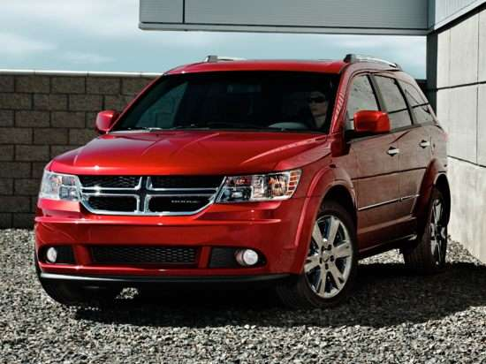 Affordable SUVs 2012: Dodge Journey