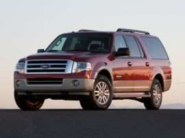 2012 Ford Expedition EL XL 4dr 4x2