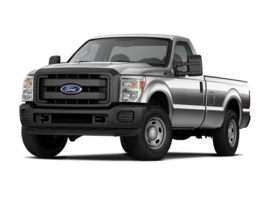 2012 Ford F-250 XL 4x2 SD Regular Cab 8 ft. box 137 in. WB SRW