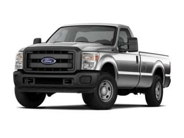 2012 Ford F-250 XL 4x2 Regular Cab