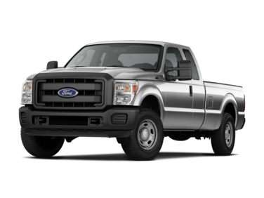 2012 Ford F-250 XL 4x4 Super Cab Short Box