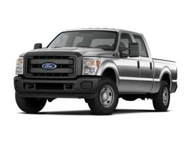 2012 Ford F-250 XL 4x2 Crew Cab Short Box