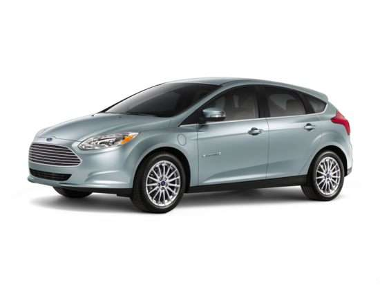 Ford Focus Electric: Fast facts