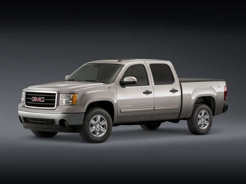 Research the 2013 GMC Sierra 1500 Hybrid