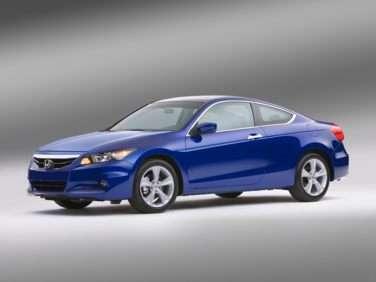 2012 Honda Accord 3.5 EX-L (M6) Coupe