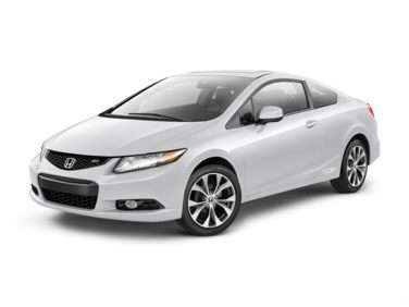 2012 Honda Civic Si With Navigation (M6) Coupe