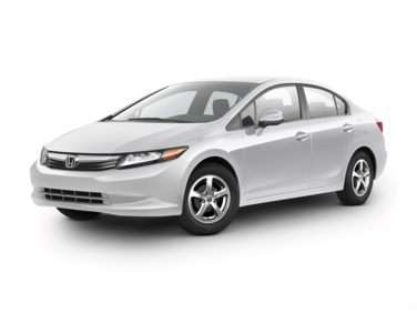 2012 Honda Civic Natural Gas (A5) Sedan