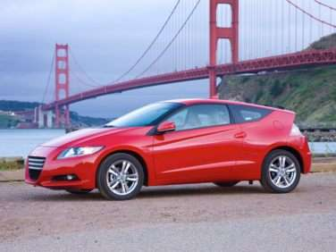 2012 Honda CR-Z EX (CVT)