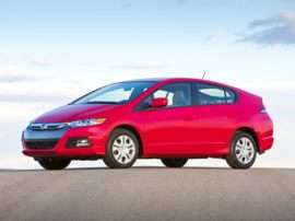 2012 Honda Insight Base 4dr Hatchback