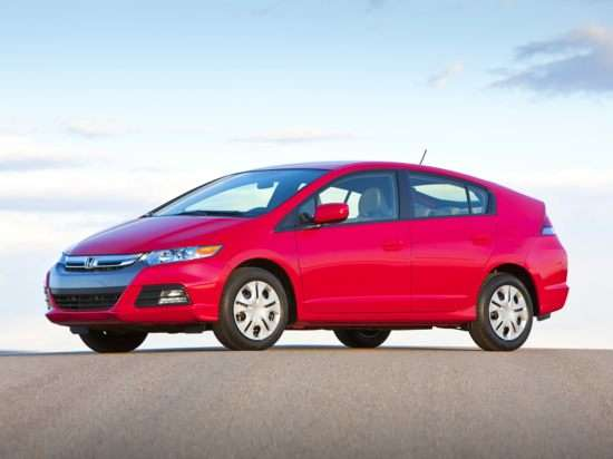 2012 Honda Insight: Video Road Test and Review