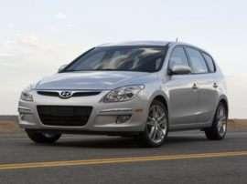2012 Hyundai Elantra Touring GLS 4dr Hatchback