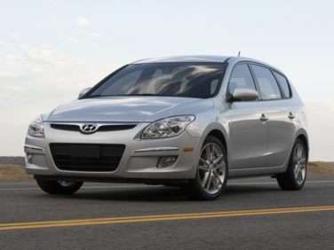 2012 Hyundai Elantra Touring SE (M5)