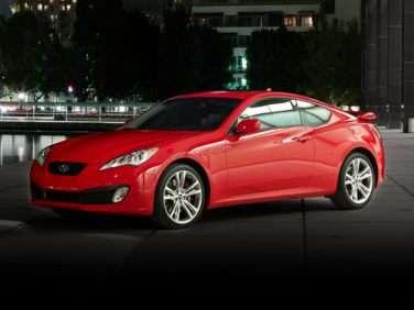 2012 Hyundai Genesis Coupe 2.0T Premium (A5)