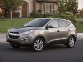 2012 Hyundai Tucson GL 4dr Front-wheel Drive