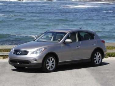 2012 Infiniti EX35 Base AWD