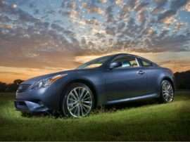 2012 Infiniti G37 Base 2dr Rear-wheel Drive Coupe