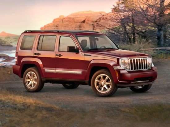 Current Jeep Liberty to End Production Next Week