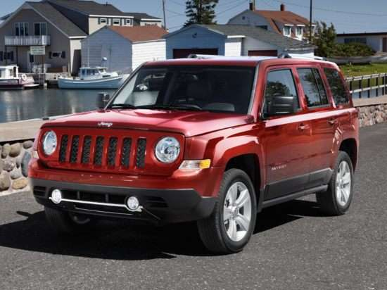 Affordable SUVs 2012: Jeep Patriot