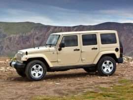 2012 Jeep Wrangler Unlimited Sport 4dr 4x4