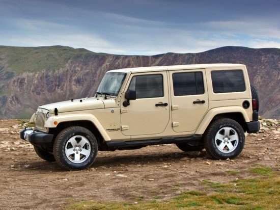 April Chrysler Group Sales: Another Leap for Jeep