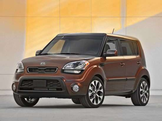 Kia Soul Red Rock Special Edition Now in Dealerships