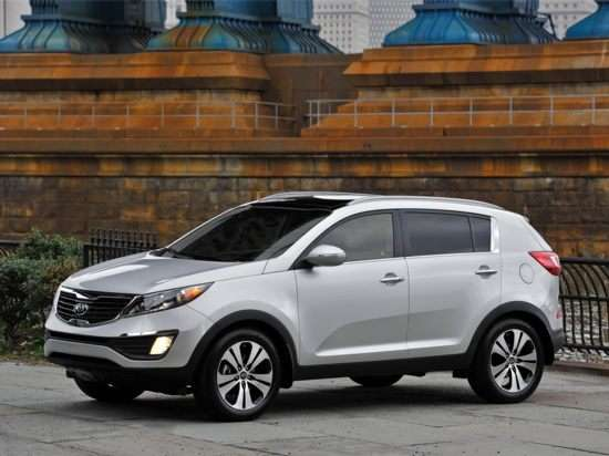Affordable SUVs 2012: Kia Sportage