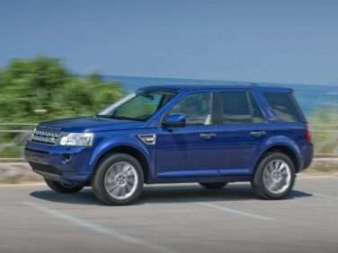 2012 Land Rover LR2 