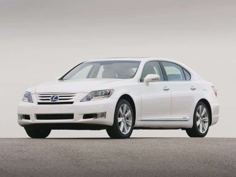 Research the 2012 Lexus LS 600h
