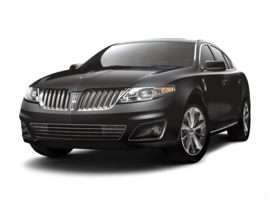 2012 Lincoln MKS Base 4dr Front-wheel Drive Sedan