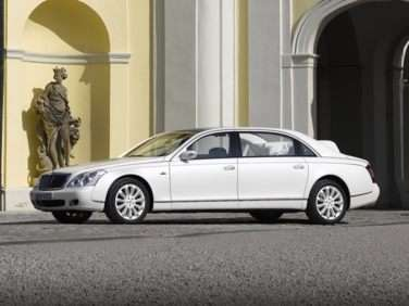 2012 Maybach Landaulet