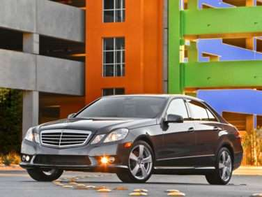 2012 Mercedes-Benz E-Class E350 RWD Sedan