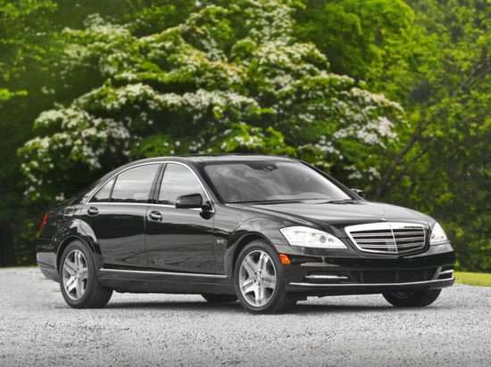 2012 Mercedes Benz S550 Video Road Test and Review