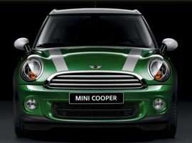 2012 MINI Cooper Clubman Base 3dr Wagon