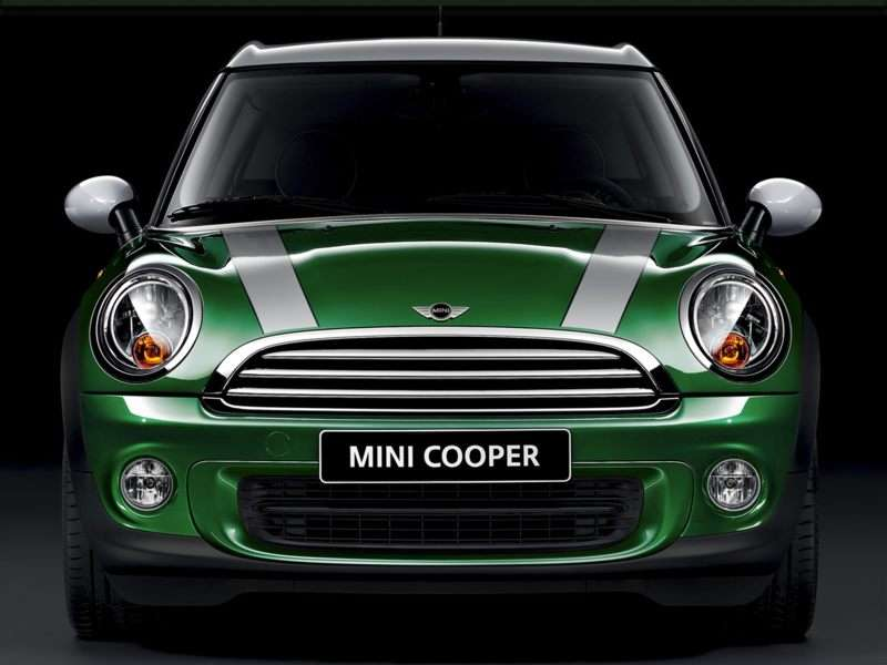 2013 MINI Cooper Clubman
