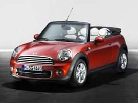 2012 MINI Cooper Base 2dr Convertible