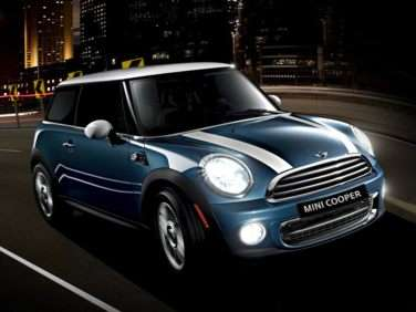 2012 MINI Cooper 