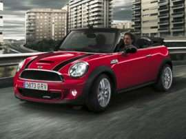 2012 MINI John Cooper Works Base 2dr Convertible