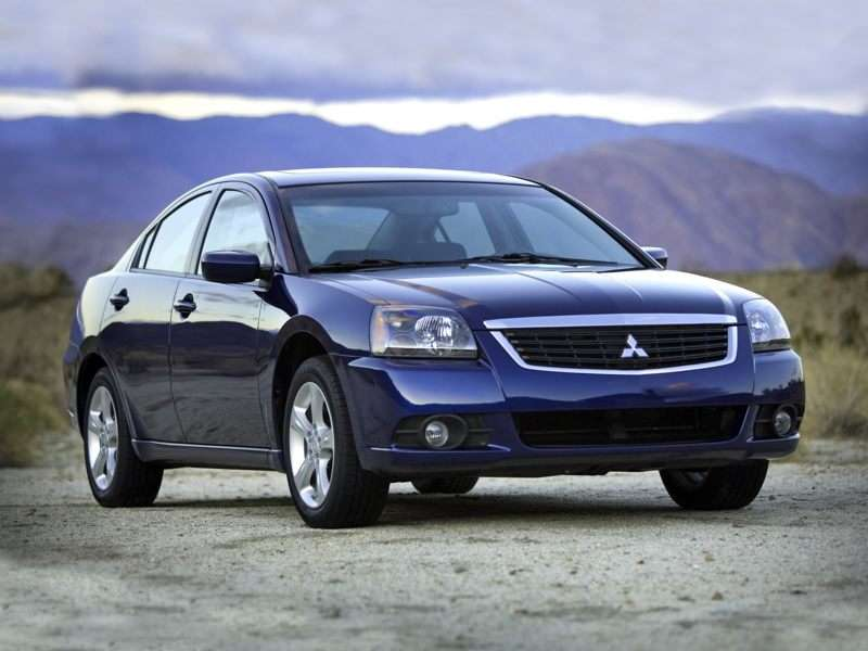 2013 Mitsubishi Galant