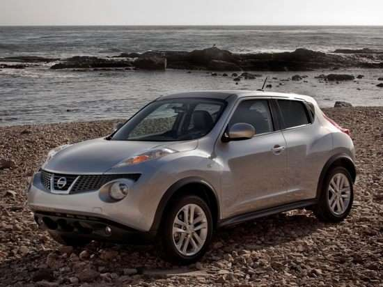 2012 Nissan Juke: Video Road Test and Review