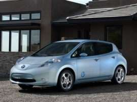 2012 Nissan LEAF Expands Availability to Seven New States