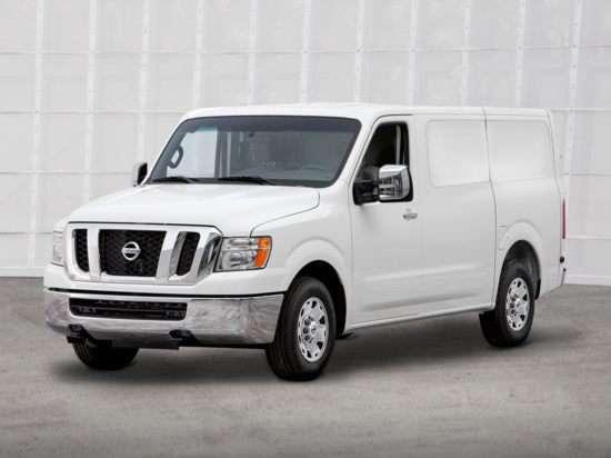 2012 Nissan NV Cargo