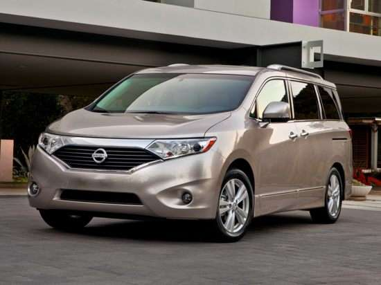 2012 Nissan Quest (21 mpg combined)