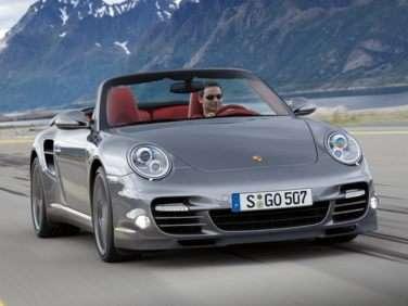 2012 Porsche 911 Turbo S (PDK) AWD Cabriolet