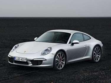 2012 Porsche 911 Carrera (M7) RWD Coupe