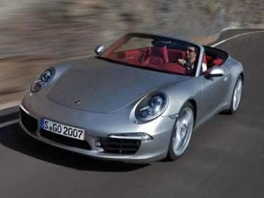 2012 Porsche 911 Carrera (M7) RWD Cabriolet