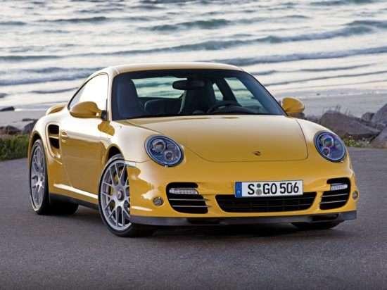 2012 Porsche 911 Turbo (M6) AWD Coupe