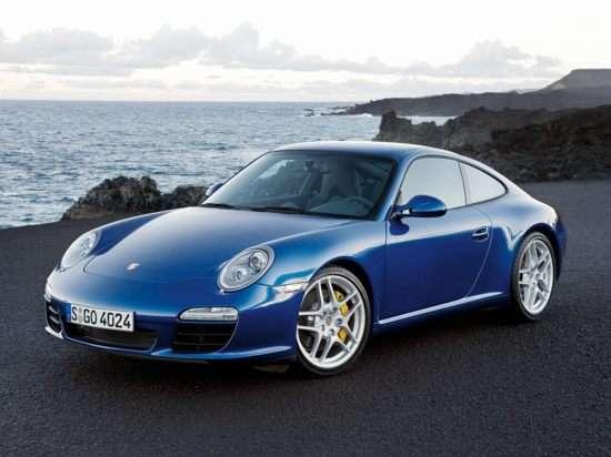 2012 Porsche 911 Black Edition (M6) RWD Coupe