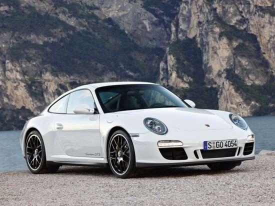 2012 Porsche 911 Carrera 4 GTS AWD Coupe