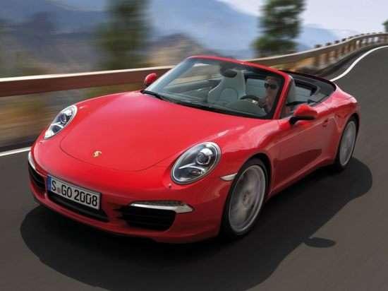 2012 Porsche 911 Carrera S (M7) RWD Cabriolet